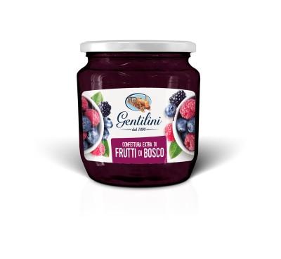 Confettura extra di Frutti di bosco 400g