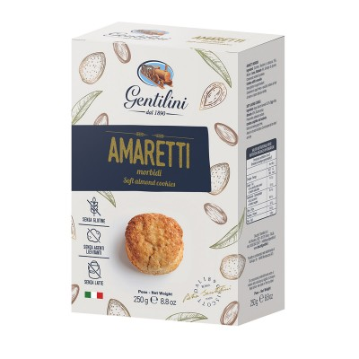 Amaretti morbidi 250g
