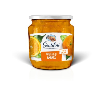 Marmellata di Arance 400g