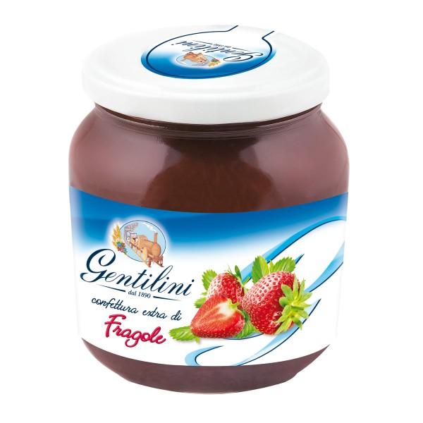 Confettura extra di Fragole 400g