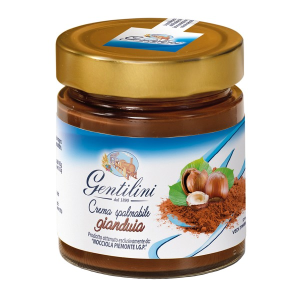 Crema spalmabile gianduia 210g