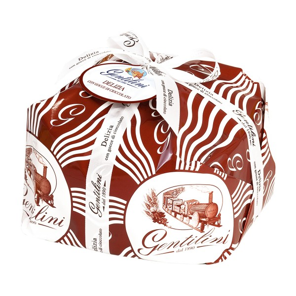 Delizia con Gocce di Cioccolato 1000g