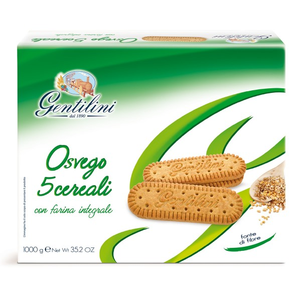 Osvego 5 Cereali  1000g